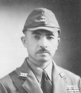 Koreshige INUZUKA, Captain of the former Japanese Imperial Navy. Enthusiastic Hunter of Freemasons in Shanghai during WWII.
